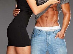 Didziausiu nariu dydziai Hormoninis pasirengimas siekiant padidinti nari