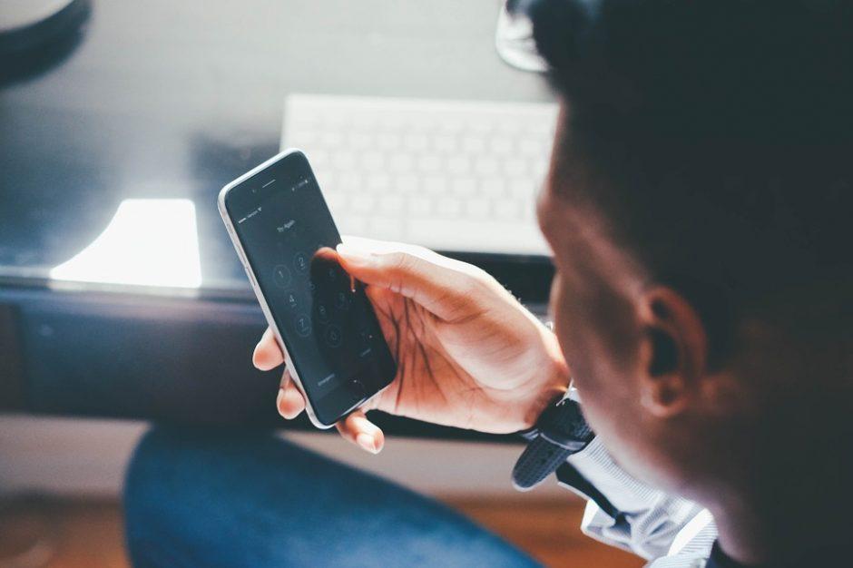 Kaip padidinti mobiliojo rysio nari
