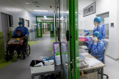 Kaip padidinti nari ligonineje