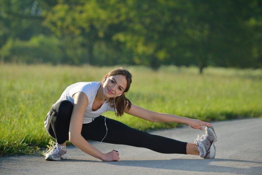 Kaip naudoti nari su fiziniais pratimais