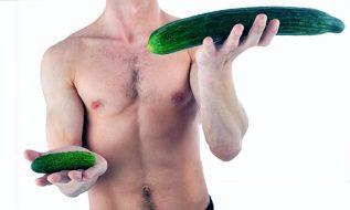 Kokie produktai gali padidinti seksualini nari Sekso kokybe nuo varpos dydzio